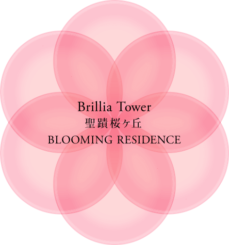 Brilli Tower 聖蹟桜ヶ丘 BLOOMING RESIDENCE